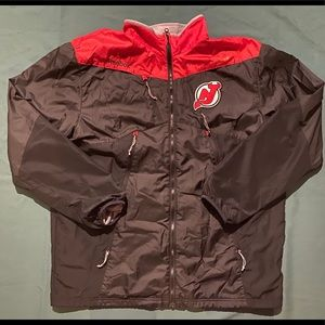 Authentic NHL Devils jacket